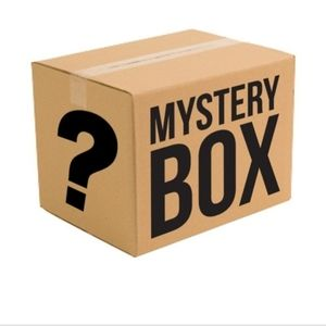 Vintage Mystery Box Not So Mystery Box